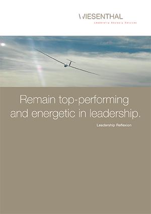 Leadership Reflexion Titel